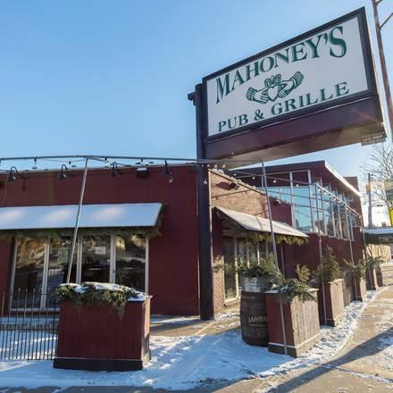Mahoney's Pub & Grille best german restaurants in chicago;