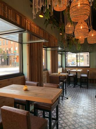 The Diver best german restaurants in chicago;