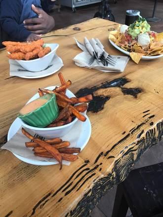 Native Foods Cafe best comfort food chicago;
