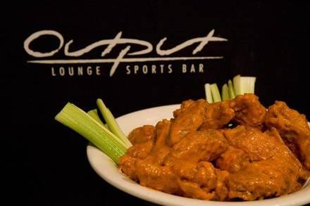 Output Lounge & Sports Bar best chicago rooftop restaurants;