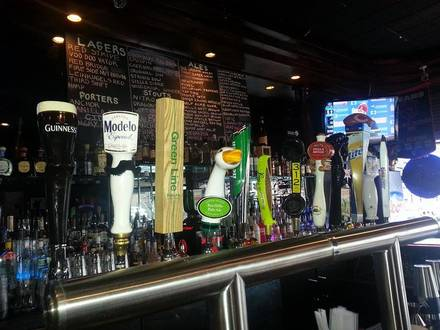 Output Lounge & Sports Bar best italian restaurant in chicago;