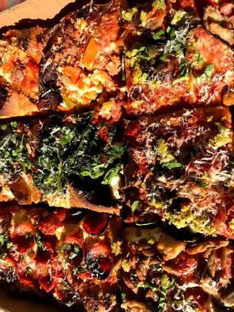 Pizza Friendly Pizza best fried chicken in chicago;