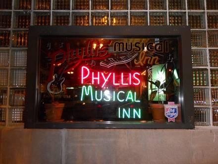 Phyllis' Musical Inn best italian restaurant in chicago;