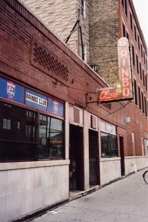 Rainbo Club best greek in chicago;