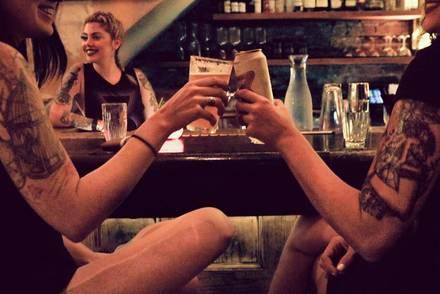 Revel Room best german restaurants in chicago;