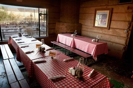 T-Bone Steak House prime steakhouse;