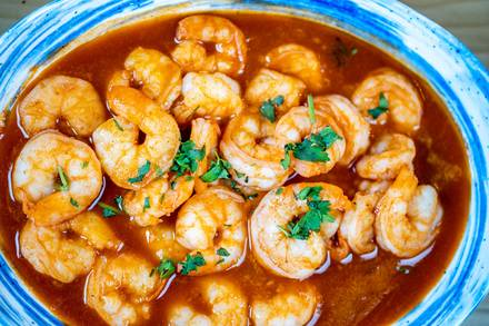 Azul Mariscos best comfort food chicago;