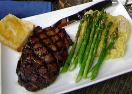 1130 The Restaurant USDA Prime Steaks;
