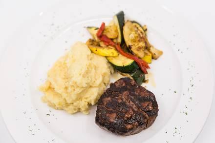 Mancuso's Restaurant USDA Prime Steaks;