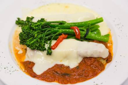 Mancuso's Restaurant Top 10 Steakhouse;