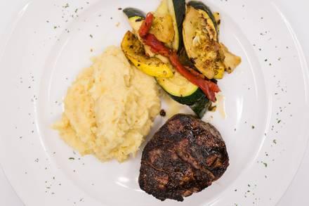 Mancuso's Restaurant Best Steakhouse;