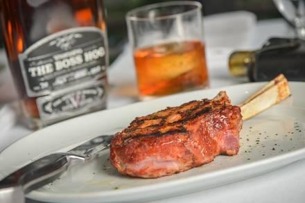 Dominick's Steakhouse prime steakhouse;