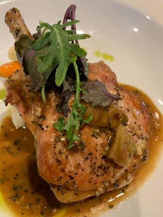 Tuman's best comfort food chicago;