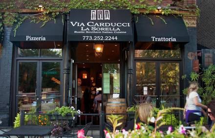 Via Carducci La Sorella best french bistro chicago;