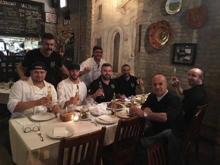 Via Carducci La Sorella best comfort food chicago;