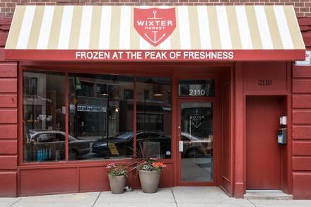 Wixter Market best greek in chicago;