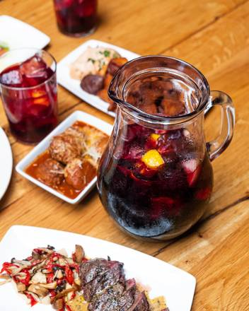 Café Ba-Ba-Reeba best comfort food chicago;