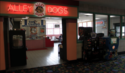 Alley Dogs best comfort food chicago;