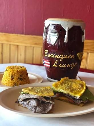 Borinquen Lounge best chicago rooftop restaurants;