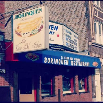 Borinquen Lounge best french bistro chicago;