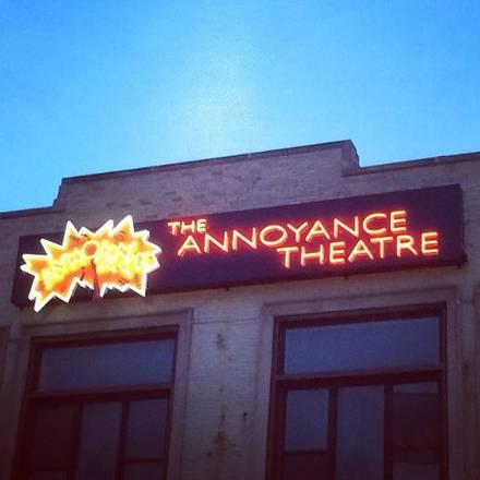 Annoyance Theatre & Bar best italian restaurant in chicago;