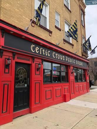 Celtic Crown Public House best comfort food chicago;