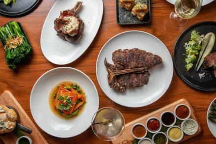 STK South Beach Best Steakhouse;