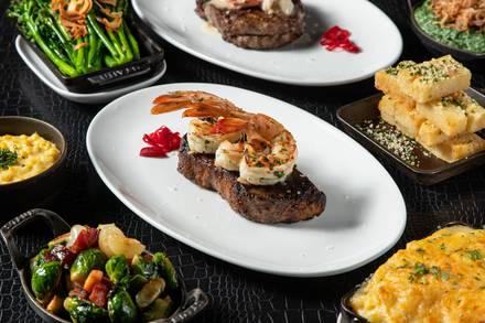 STK South Beach prime steakhouse;