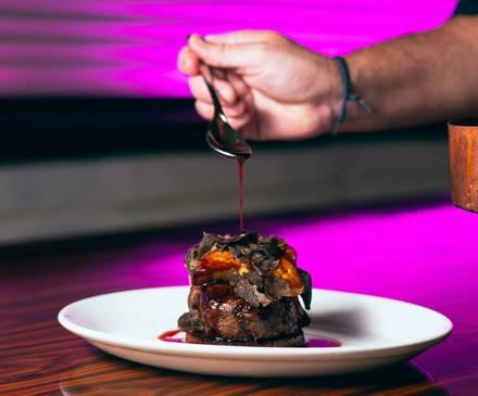 STK South Beach Top 10 Steakhouse;