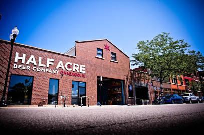 Half Acre Beer Company best german restaurants in chicago;