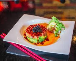 Nano Sushi best comfort food chicago;
