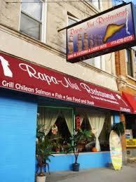 Rapa Nui Restaurant best fried chicken in chicago;