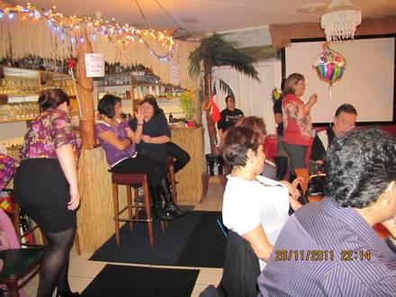 Rapa Nui Restaurant best french bistro chicago;