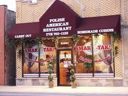 Smak Tak Restaurant best comfort food chicago;