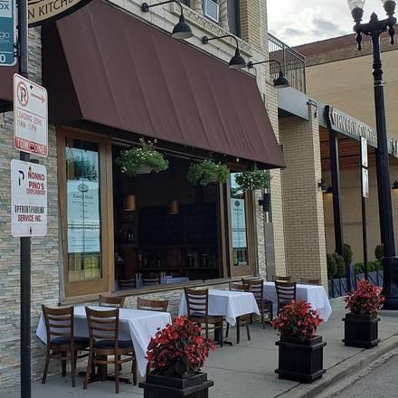 Nonno Pino's best german restaurants in chicago;