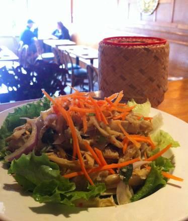 Spoon Thai Restaurant best comfort food chicago;