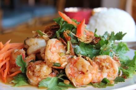 Spoon Thai Restaurant best french bistro chicago;