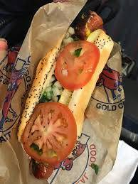 Gold Coast Dogs (O'Hare) best comfort food chicago;
