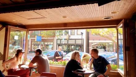 Huettenbar best comfort food chicago;