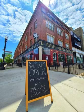 O'Shaughnessy's Public House best german restaurants in chicago;