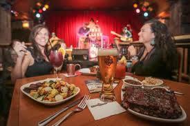 House of Blues Back Porch Restaurant best german restaurants in chicago;