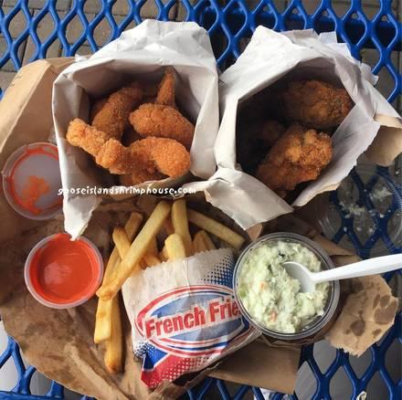 Goose Island Shrimp House best french bistro chicago;