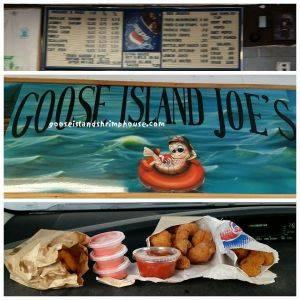 Goose Island Shrimp House best comfort food chicago;