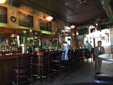 Green Eye Lounge best chicago rooftop restaurants;