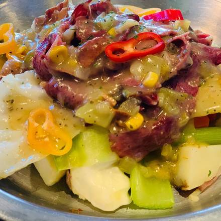 Roadhouse 66 best comfort food chicago;