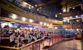 Vic Theatre/Brew & View best french bistro chicago;