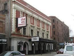 Vic Theatre/Brew & View best comfort food chicago;