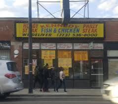 Kennedy Fish & Chicken best french bistro chicago;