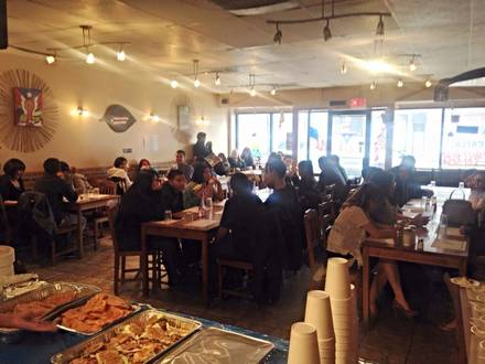 Sabor Latino (Humboldt Park) best chicago rooftop restaurants;