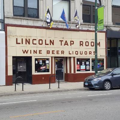 Lincoln Tap Room best chicago rooftop restaurants;